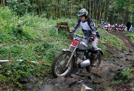 Classic Trial in Hergenroth
