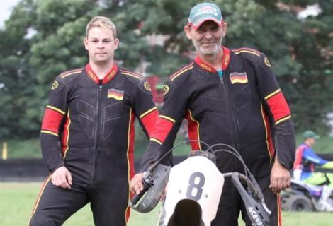 Udo Poppe und Martin Weick gewinnen Gespann Masterserie 2017