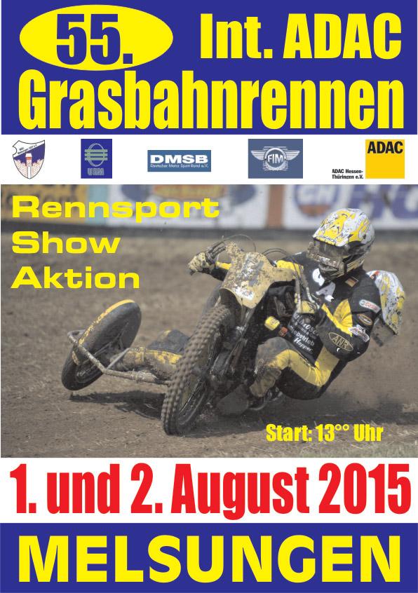 55. Int. ADAC Grasbahnrennen