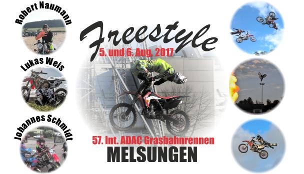 Neu: Freestyle Show beim Motorsport Weekend