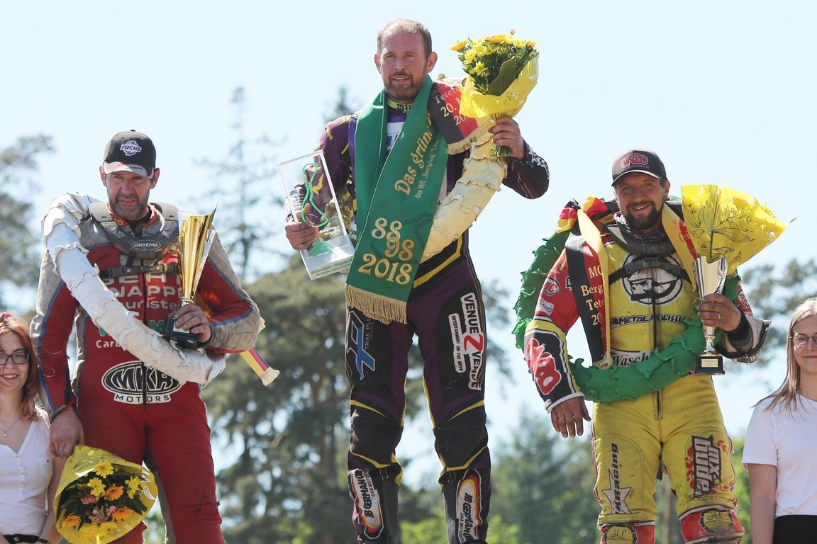 Cooper verpasst dritten Sieg am Bergring