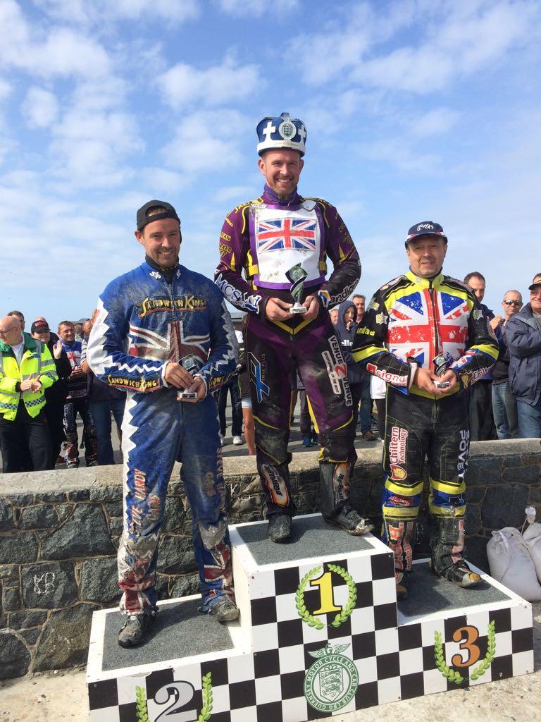 Appleton siegt in Mulmshorn und Cooper gewinnt in Guernsey